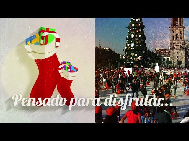 Spot Alcalá Ciudad de la Navidad 2017
