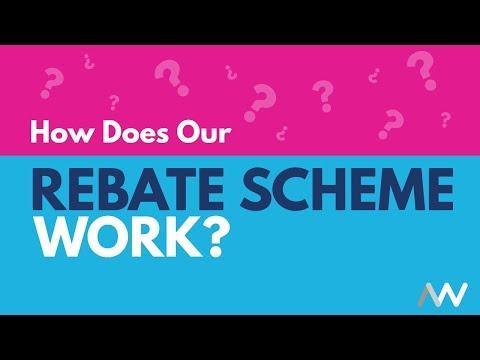How Does the Aaron Wallis Rebate Scheme Work?