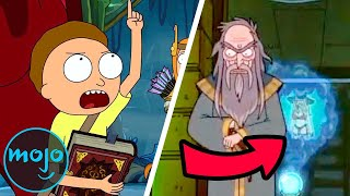 Top 3 Things You Missed in Season 4 Episode 4 of Rick and Morty