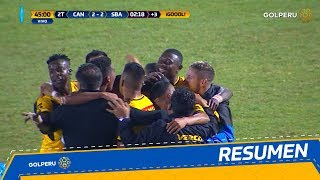 Resumen - Academia Cantolao vs Sport Boys (2-2)