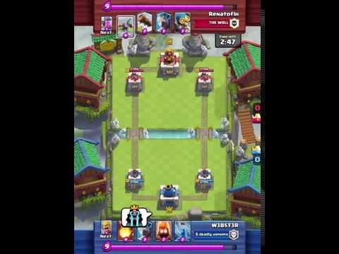 Clash Royale: Free To Use Gameplay: Post-PSAT