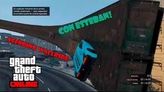 TRG Acending Wallride - Carreras - GTA ONLINE - ZACK90