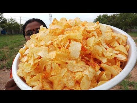 Potato Wafers Recipe