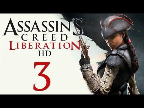 Assassins Creed: Liberation - Прохождение на русском [#3]