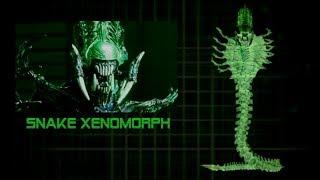 The Snake Xenomorph - Explained