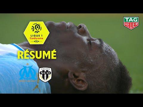 Olympique de Marseille - Angers SCO ( 2-2 ) - Résumé - (OM - SCO) / 2018-19