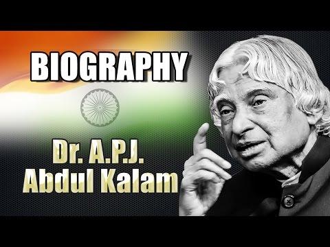 Dr. A.P.J. Abdul Kalam | Biography