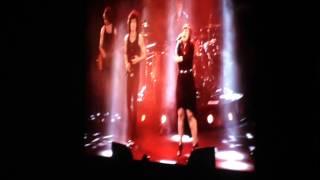 ENRIQUE BUNBURY Y CARLA MORRISON Auditorio Nacional 2014 - Mar de Dudas