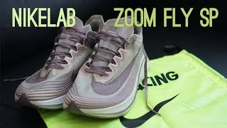 NikeLab Zoom Fly SP Performance Overview