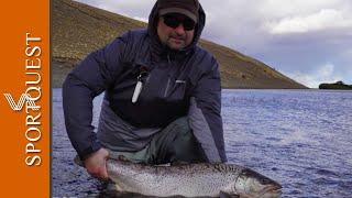 Las Buitreras Argentina Week 9 Fishing Report