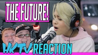 """Jay Kent covers """"Earned It"""" (The Weeknd) LIVE on Wish 107.5 Bus REACTION!! 🔥"""