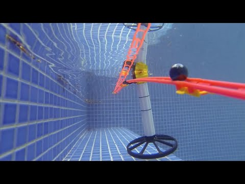Marble Run in the Swimming Pool (#26)