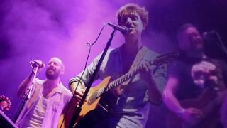 "Paolo Nutini LIVE ""Someone Like You"" Plaza Condesa Mexico City"