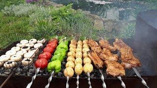 Шашлык-традиционный Армянский маринад!