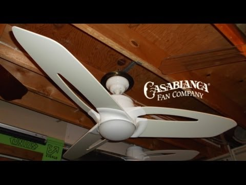 Casablanca star ceiling fan youtube casablanca star ceiling fan aloadofball Gallery