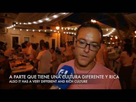 TATU Project - Cena solidaria en Selva (Mallorca) - Canal4 DIARIO noticias