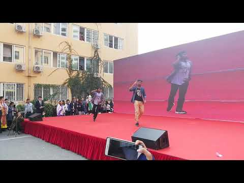Jimikki kammal dance | 2017 | Qingdao University | 2014 batch