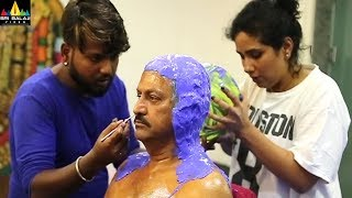 Gayatri - Prosthetic Makeup of Mohan Babu | Latest Telugu Trailers | Vishnu Manchu, Shriya, Anasuya
