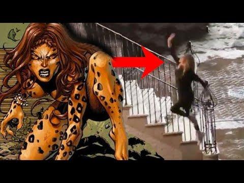 LEAKED WONDER WOMAN 1984 VIDEO!!! CHEATAH!!!