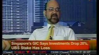 Singapore Investments Drop