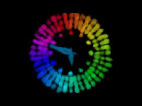 Dimensional clock