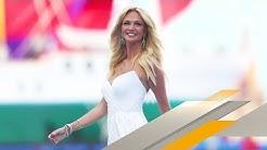 Confed Cup: Wer ist die schöne Russin von der Eröffnungsfeier?   SPORT1 VIP-LOGE