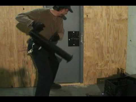 & S.W.A.T. Training device - YouTube