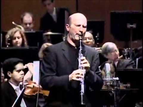 Claude Debussy Premiere Rhapsodie performed by Hakan Rosengren