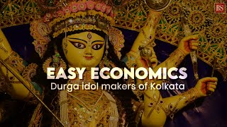 Easy Economics: Here's how much a Durga idol maker earns in Kolkata