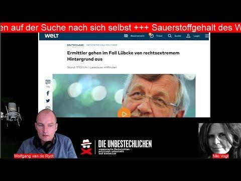 Freie deutsche Presse: Mordfall Lübcke riecht nach NSU u.a.