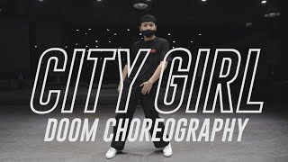 Chris Brown, Young Thug - City Girls || DOOM CHOREO CLASS ll @대전 GB ACADEMY댄스 오디션 학원
