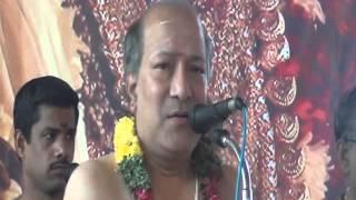 007 Veda Re Vedare - Sri Bombay Anand Bhagavathar @ Thrissur Bhajanotsavam 2013