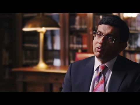 Dinesh D'Souza with Adam Carolla  Hillary Clinton Is Renting Out American Foreign Policy
