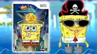 Spongebob's Atlantis Squarepantis is SAD!
