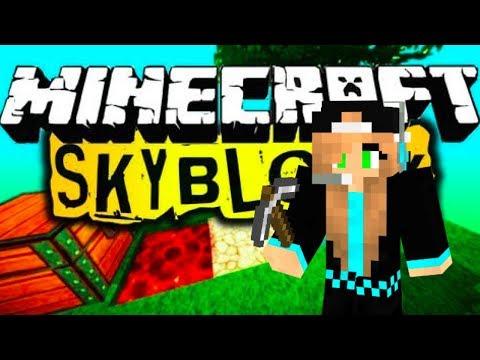 A RANDOM SKYBLOCK VIDEO! | BlueNoelle8