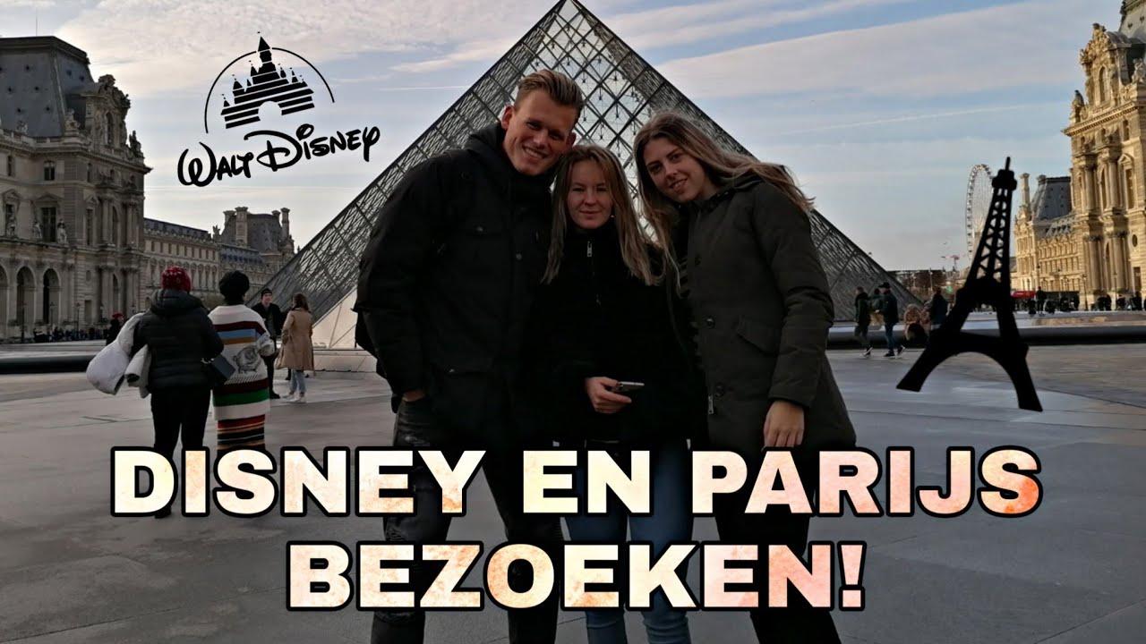 PARIJS & MOEDER GAAT STUK OM JULIA!