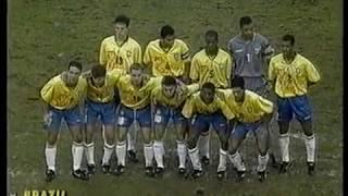 1996 Mexico Brazil Concacaf Gold Cup GQ DSF (GER)-Copo de ouro Mexico-Brasil Concacaf 1996