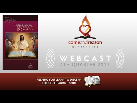 2017 Q4 Lesson 4: Justification by Faith (Oct. 28)