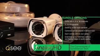 Q See AnalogHD Bundle Explanation HD, 720p