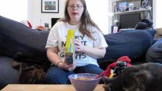 Cereal Wednesday: Golden Grahams