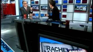Keith Olbermann and Rachel Maddow Talk About Baseball - 2009-04-14