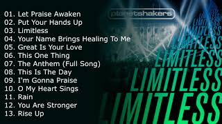Download lagu Planetshakers - Limitless [2013 FULL ALBUM]