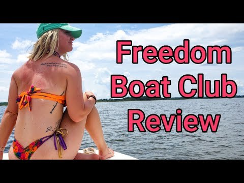 Freedom Boat Club 2019 Review