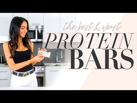 How To Choose A Good Protein Bar Best And Worst Protein Bars | Dr Mona Vand