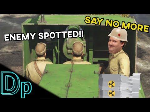 Hooo-Enemy Have To Gooo !! // War Thunder