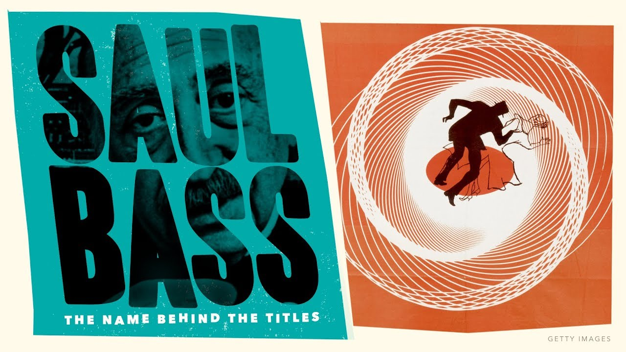 Saul Bass The Name Behind The Titles Youtube,Fashion Designer In Spanish