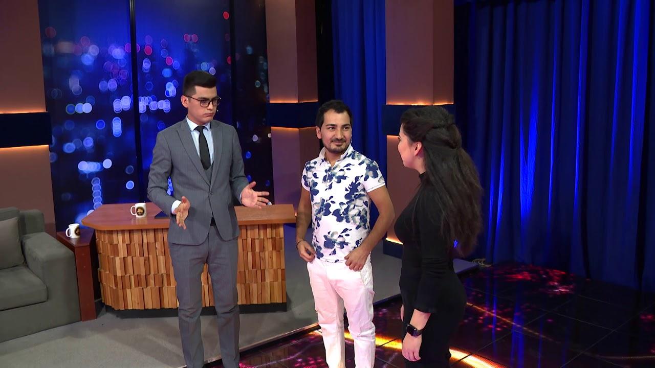 MTV Show - Anvar Ochilov va Munojat Alimboyeva #206 (05.02.2018)