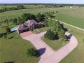 30 acres MOL, Luxury 3b/2ba, 2-story home + Pool + Pond + Barn + Custom Garage/ Man-Cave