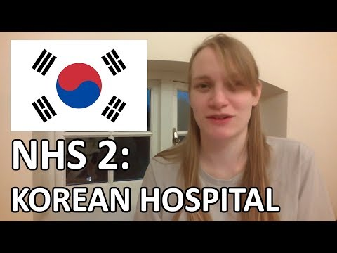 Comparing South Korean Healthcare with the NHS