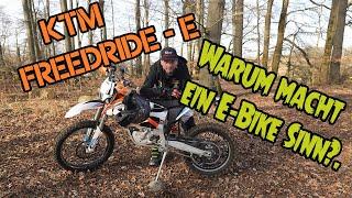 KTM Freeride E - Warum macht ein E-Bike Sinn